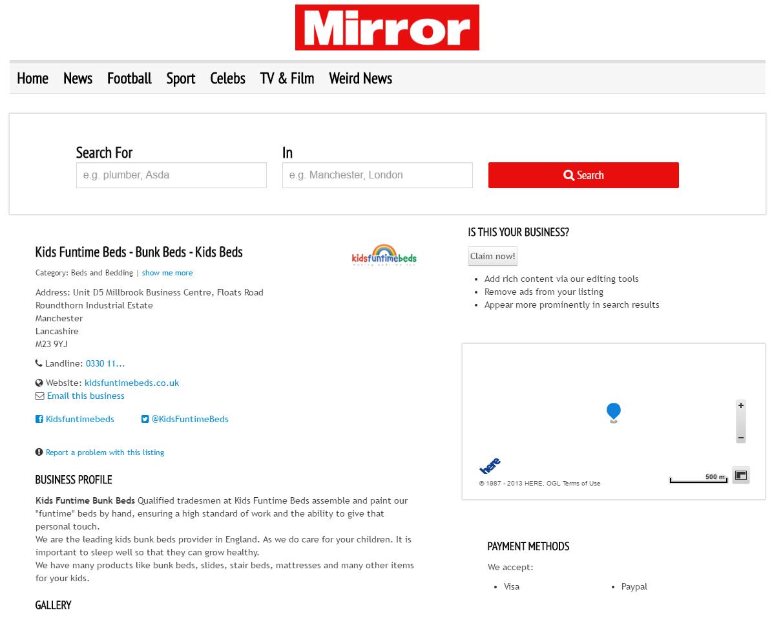 Mirror UK