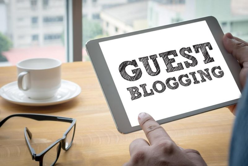 introduction to guest blogging